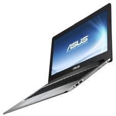 Ноутбук Asus S46CM i7-3517U 4Gb 750Gb + SSD 24Gb nV GT635M 2Gb 14 DVD(DL) BT Cam 2950мАч Win7HP Черный