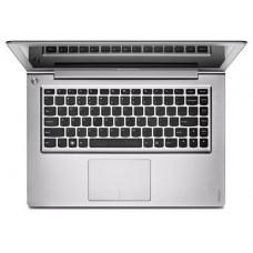 Ультрабук Lenovo IdeaPad U400 59318375 i3-2330M 4Gb 500Gb AMD HD6470 1Gb 14 DVD(DL) BT Cam 4400мАч Win7HP Серый Металлик