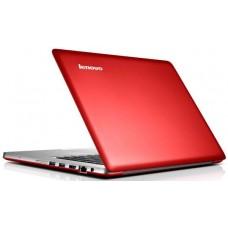 Ультрабук Lenovo IdeaPad U410 59337993 i5-3317U 4Gb 500Gb + 32Gb SSD nV G610M 1Gb 14 BT Cam 8060мАч Win7HB Красный