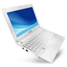 Нетбук Samsung N102S-B04 N2100 1Gb 320Gb Intel GMA 3600 10,1 Cam 2200мАч Win7Str Белый